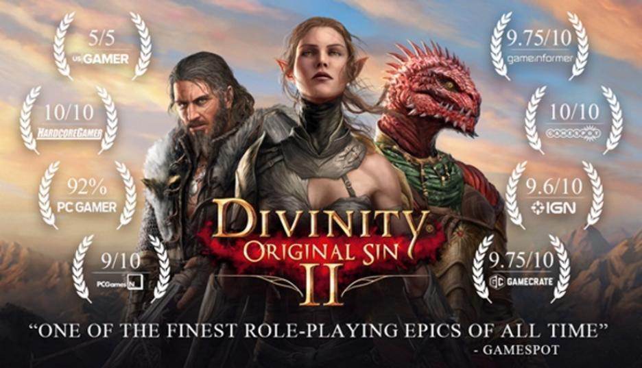 Divinity: Original Sin 2 GameStop Ireland