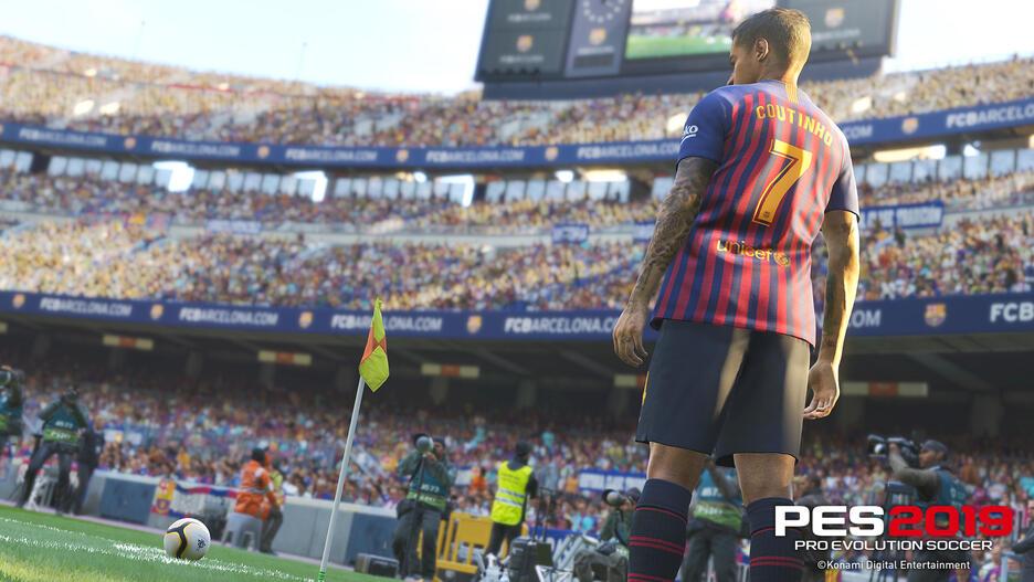 Pro Evolution Soccer 2019 GameStop Ireland
