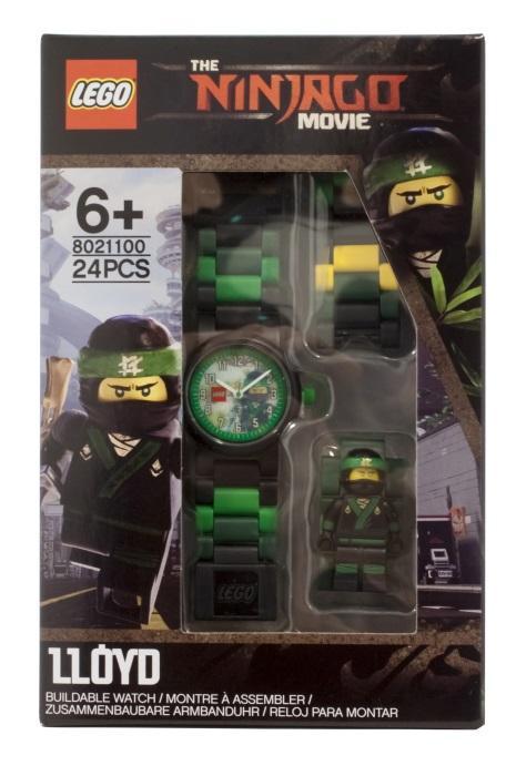 The Lego® Ninjago® Movie™ Lloyd Mini-figure Link Watch