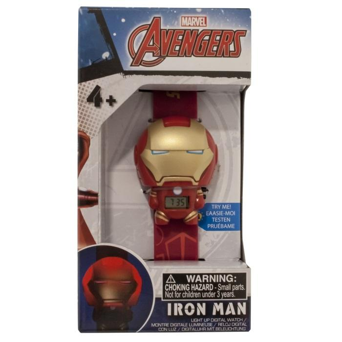 1514c084e4c3 Bulbbotz  Marvel Iron-man Watch GameStop Ireland