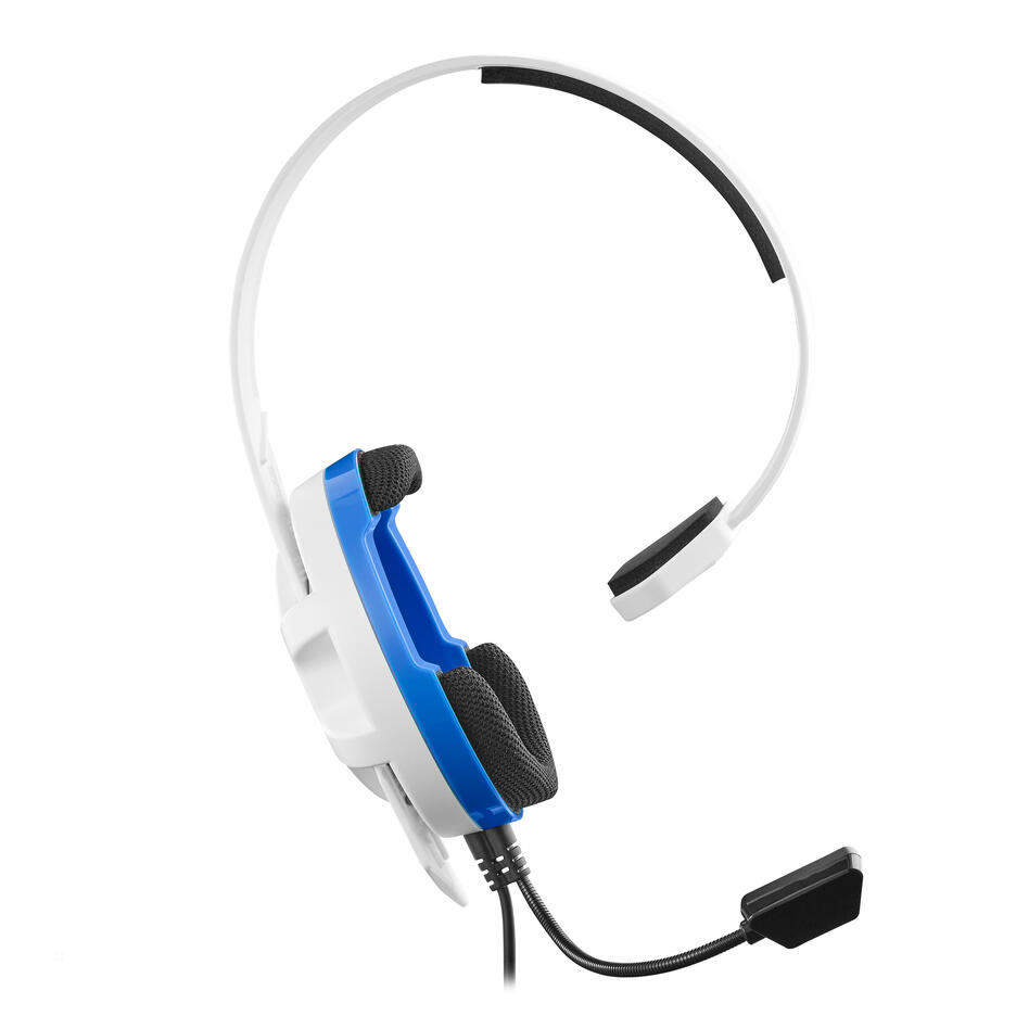 Turtle Beach® Recon Chat White Headset for PS4™ Pro & PS4™ GameStop
