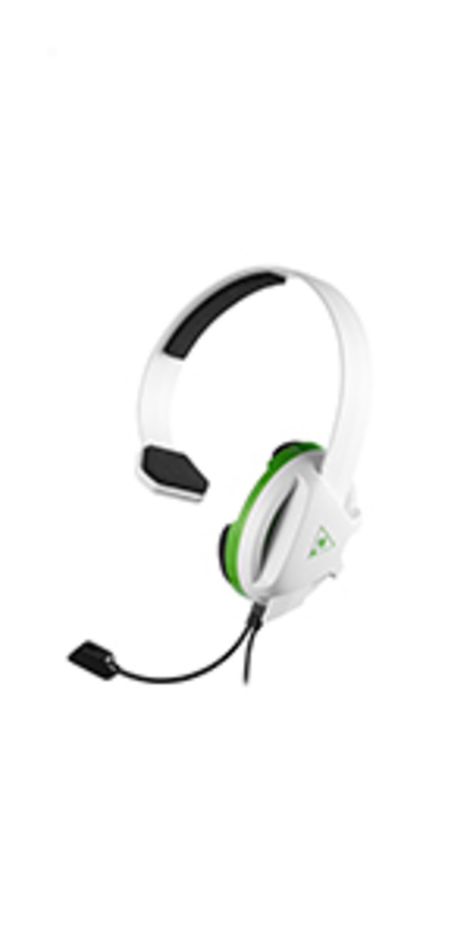Turtle Beach® White Recon Chat Headset for Xbox One
