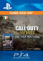 Call of Duty: WWII - The War Machine DLC Pack 2 for PS4