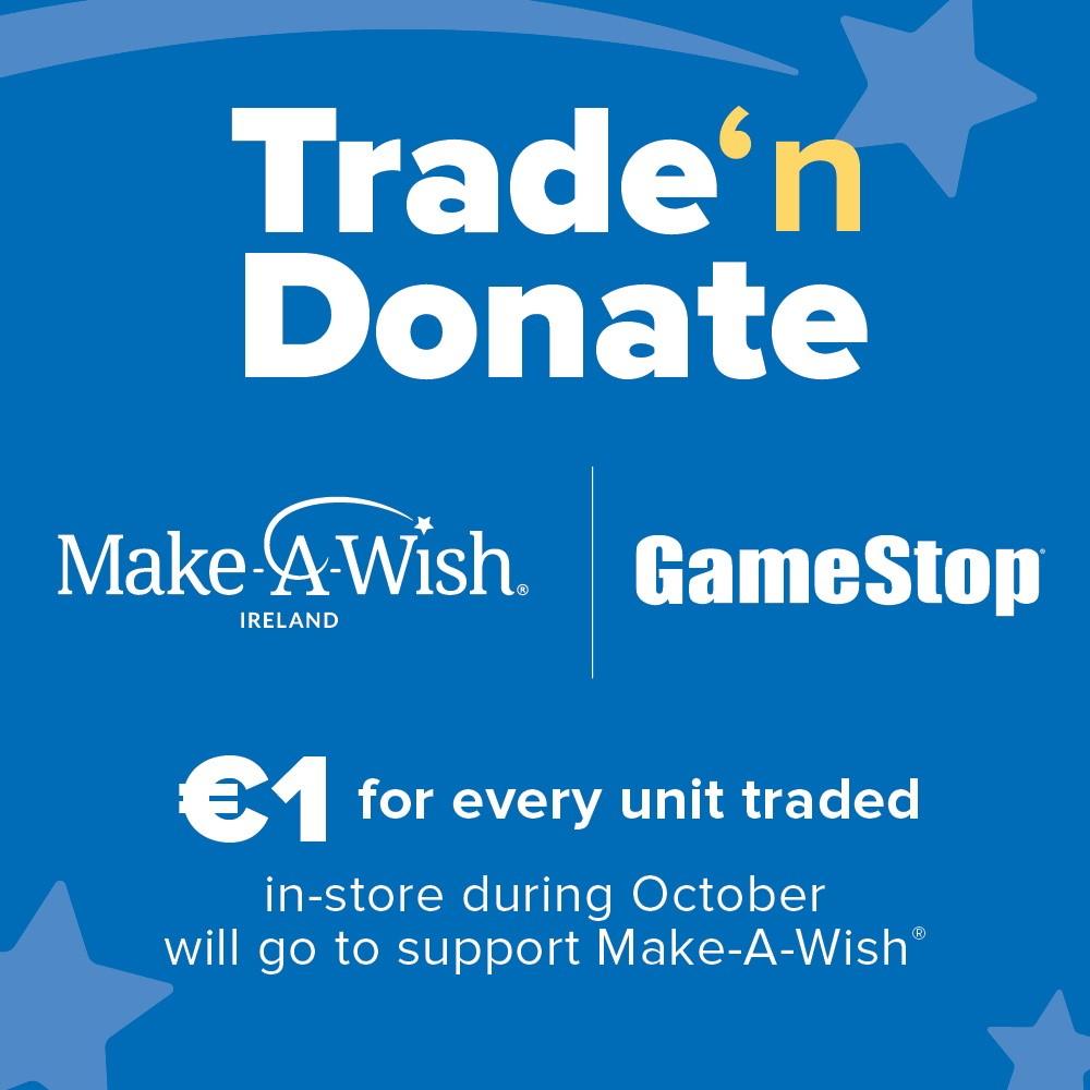 Make a Wish - €1 Donation