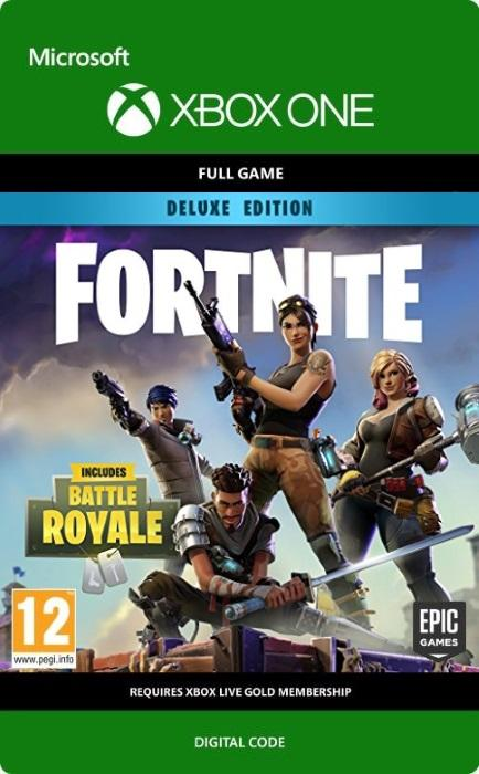 Fortnite Deluxe Founder S Pack For Xbox One Gamestop