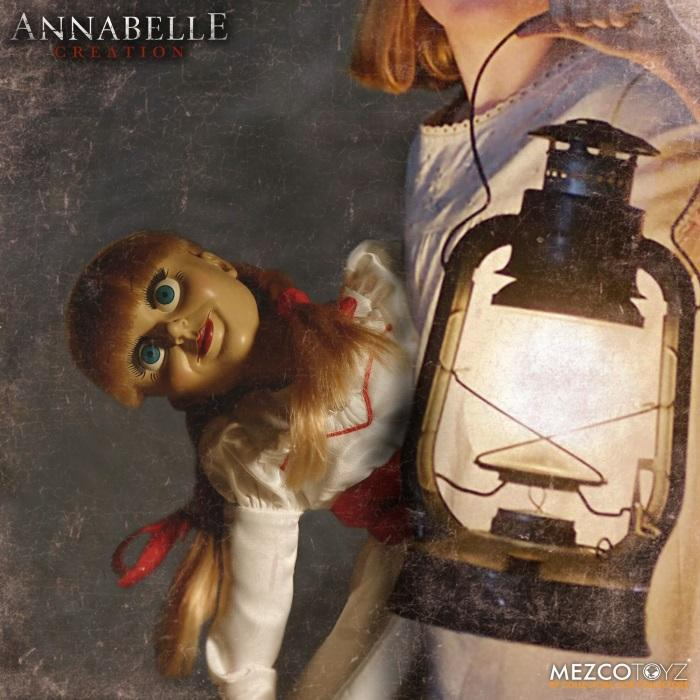 The Conjuring: Annabelle Creation Doll GameStop Ireland