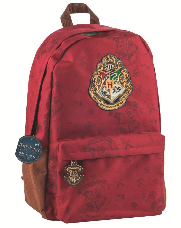 Harry Potter  Hogwarts Backpack Gamestop 1a57776b2f426