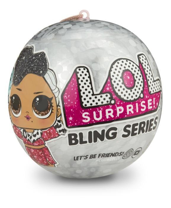 6ea81e5ab L.O.L. Surprise! Bling Series GameStop Ireland