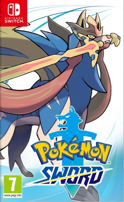Pokemon Sword Gamestop Ireland