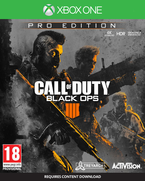 Call Of Duty Black Ops 4 Pro Edition Gamestop