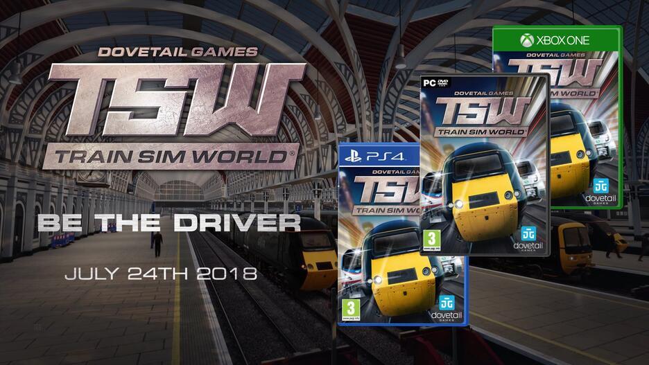 Train Sim World GameStop Ireland
