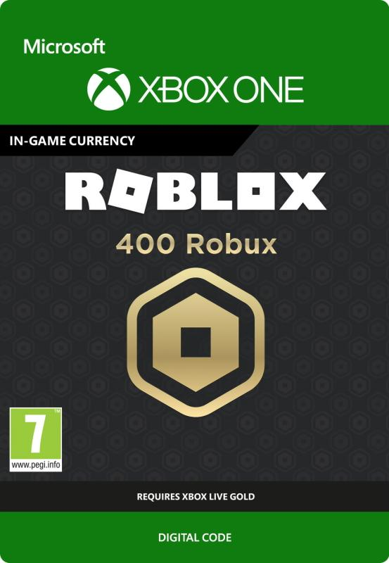 Gamestop Gift Card For Robux Roblox 400 Robux For Xbox One Gamestop Ireland