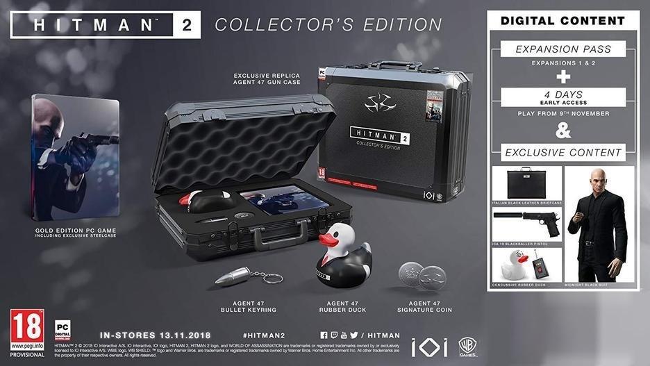 Hitman 2™ Collectors Edition GameStop Ireland