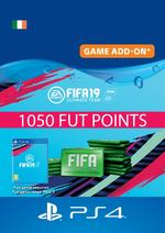 FIFA 19 Ultimate Team™ - 1050 FUT Points for PS4