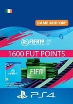 FIFA 19 Ultimate Team™ - 1600 FUT Points for PS4