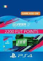 FIFA 19 Ultimate Team™ - 2200 FUT Points for PS4