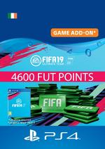 FIFA 19 Ultimate Team™ - 4600 FUT Points for PS4