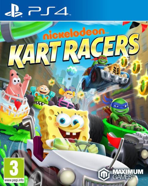 Nickelodeon Kart Racers Gamestop