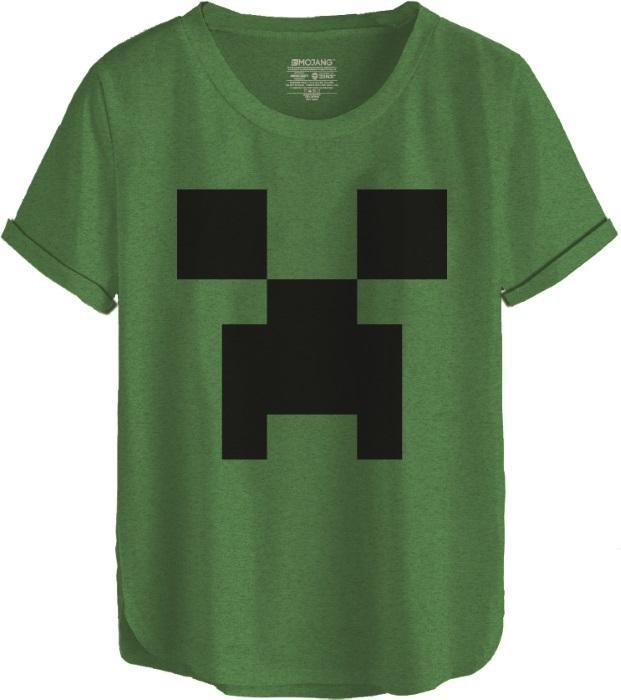 Minecraft Hostile Creeper T Shirt Gamestop