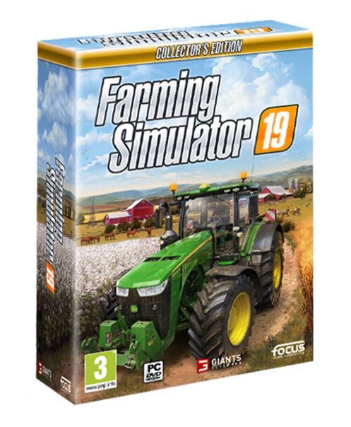 Farming Simulator 19 Collectors Edition GameStop Ireland