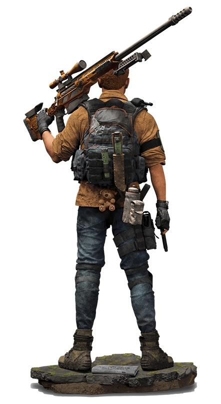 Tom Clancy's - The Division 2 - Brian Johnson Figurine GameStop Ireland