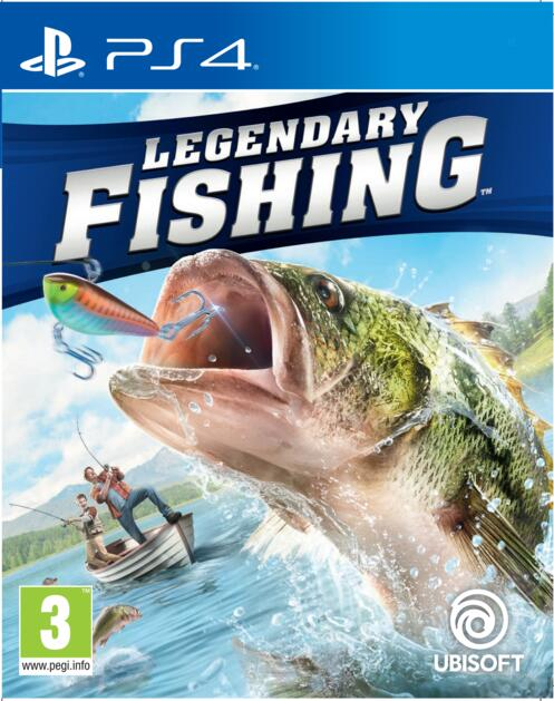 Legendary Fishing GameStop Ireland