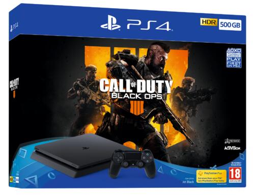 fab8e7640a093 PlayStation 4 500GB Console   Call Of Duty  Black Ops 4 Gamestop