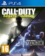 Star Wars Battlefront 2 & Call of Duty: Infinite Warfare - Double Pack