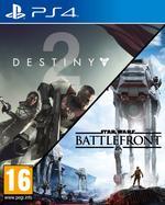 Destiny 2 & Star Wars Battlefront - Double Pack