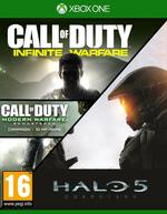 Halo 5:Guardians & Call of Duty: Infinite Warfare & Modern Warfare® Remastered - Double Pack