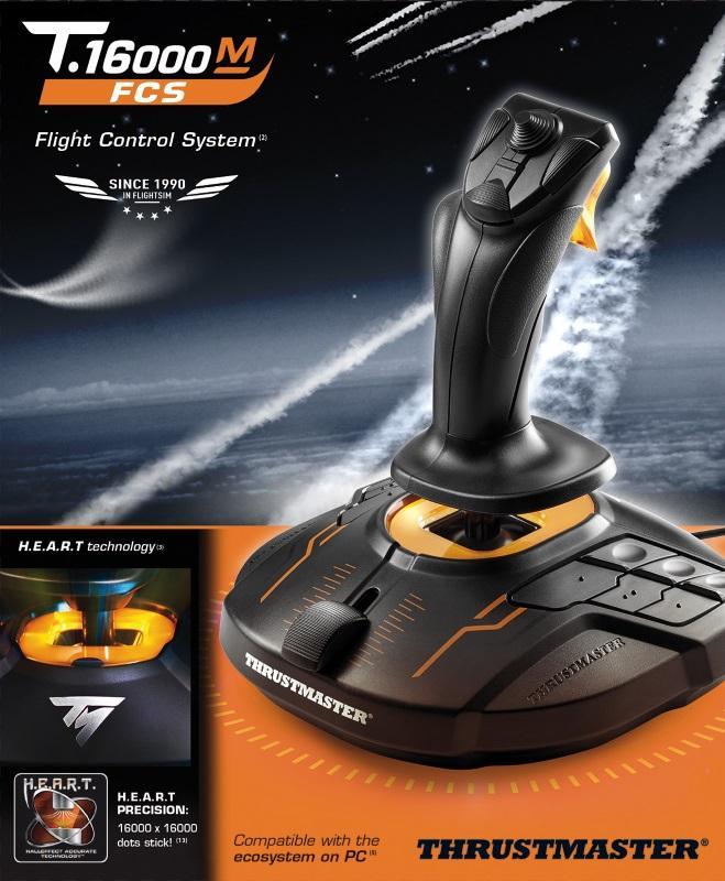 Thrustmaster: T  16000M FCS GameStop Ireland
