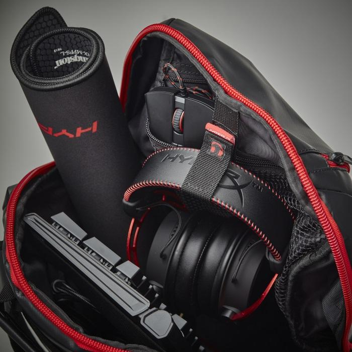 HyperX Scout Backpack Red