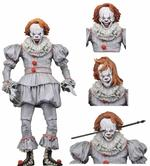 IT: (2017) – 7″ Scale Action Figure – Ultimate Well House Pennywise