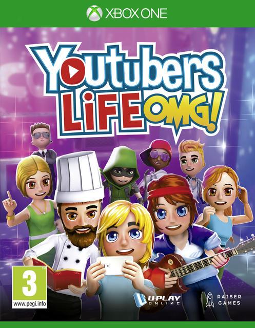 Youtubers Life OMG! GameStop Ireland