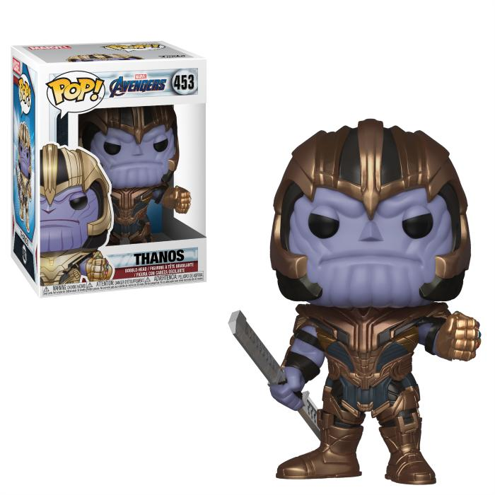 POP: Avengers Endgame - Thanos