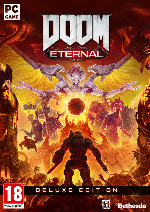DOOM® Eternal™ Deluxe Edition GameStop Ireland