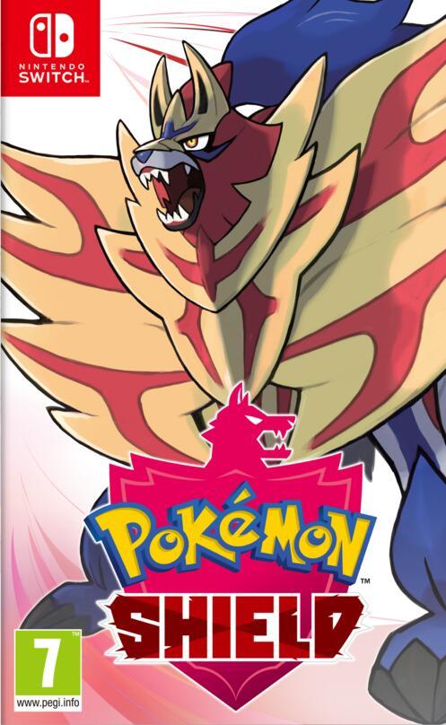 Pokemon Shield Gamestop Ireland