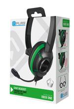 At Play Black Chat Headset for Xbox One
