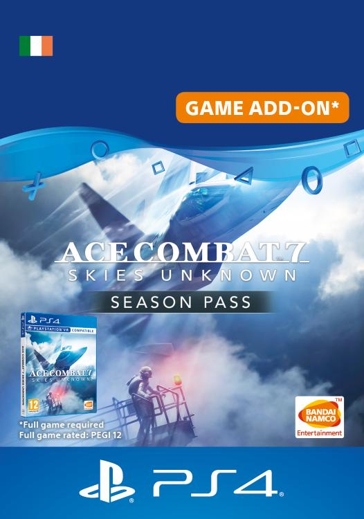 new styles 92847 bb87d Ace Combat 7  Skies Unknown Season Pass for PS4  DIGITAL