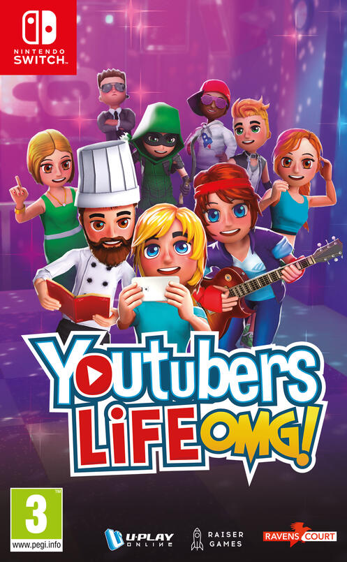 Youtubers Life OMG! GameStop Ireland