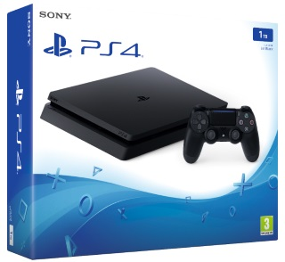 PlayStation®4 1TB Console
