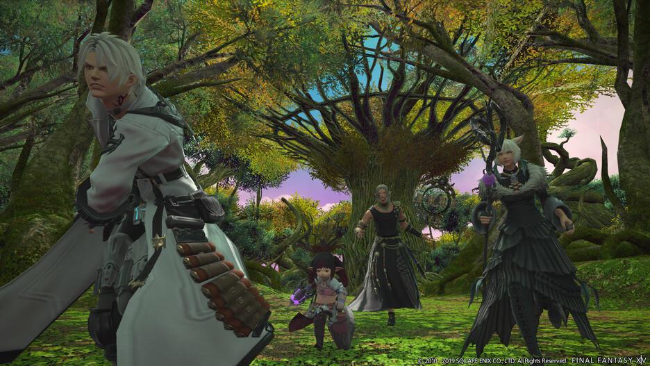 Final Fantasy® XIV Online Shadowbringers GameStop Ireland