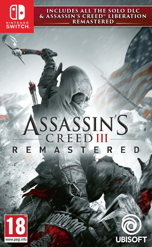 ea41769a1362d Assassin s Creed III® Remastered Gamestop