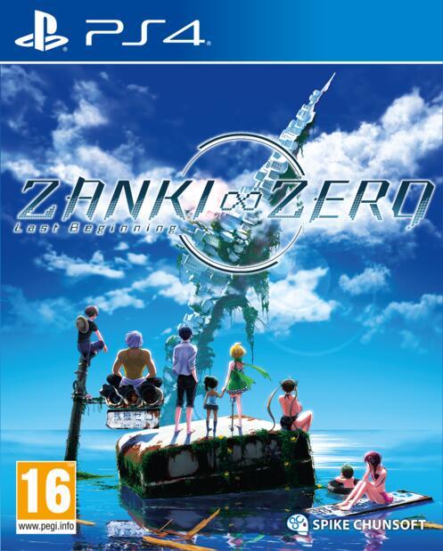 Zanki Zero: Last Beginning GameStop Ireland
