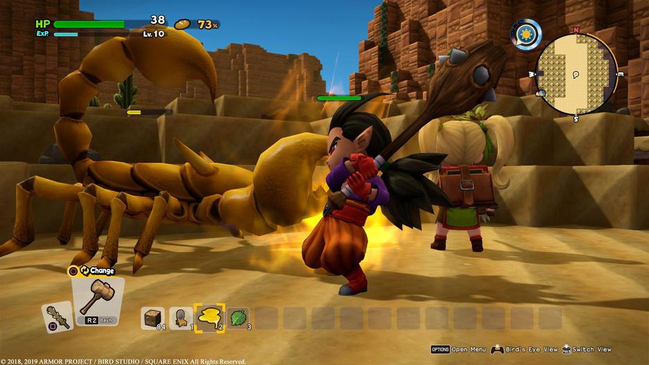 Dragon Quest Builders 2 GameStop Ireland