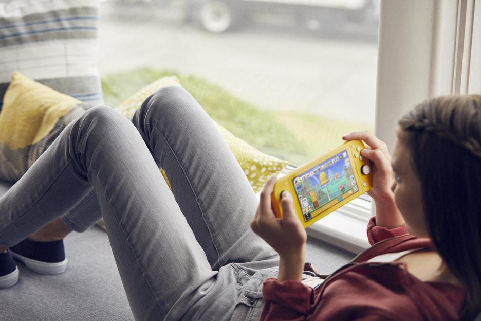 Nintendo Switch™ Lite Grey Console