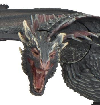 Game of Thrones: Drogon Statue
