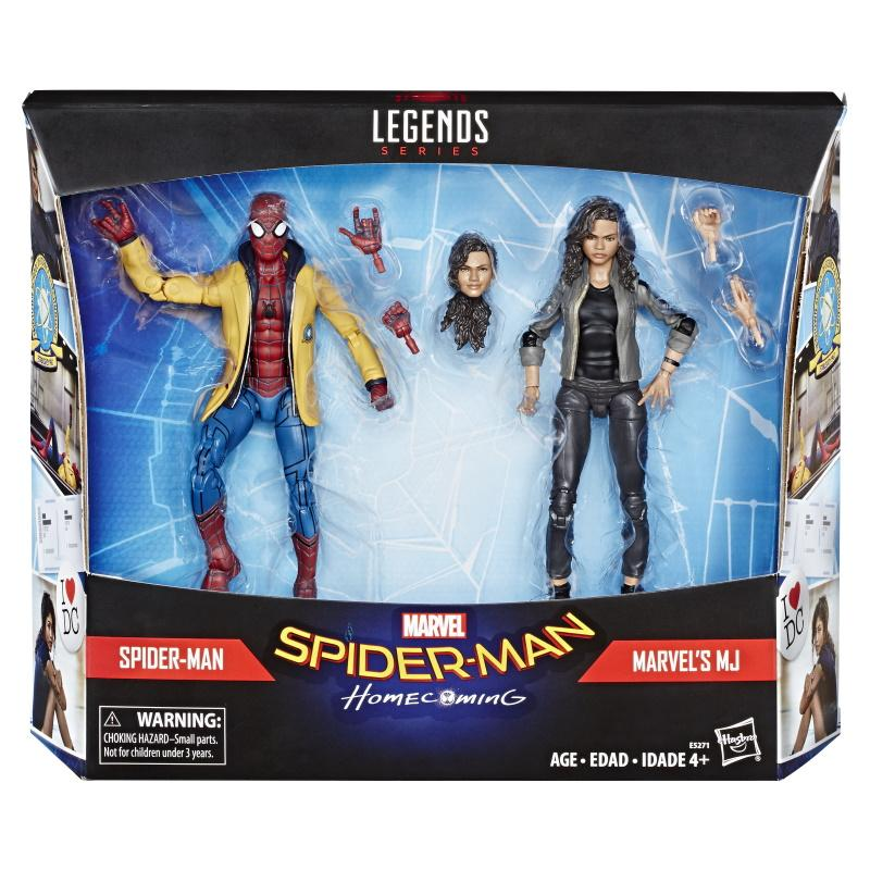 "Marvel: Spider-Man - Homecoming 6"" Legends Figures [Assorted]"