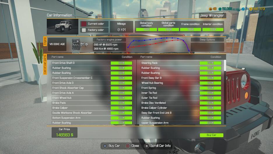 Car Mechanic Simulator GameStop Ireland