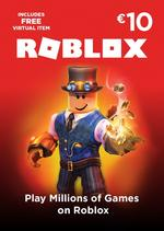 Roblox €10 Gift Card